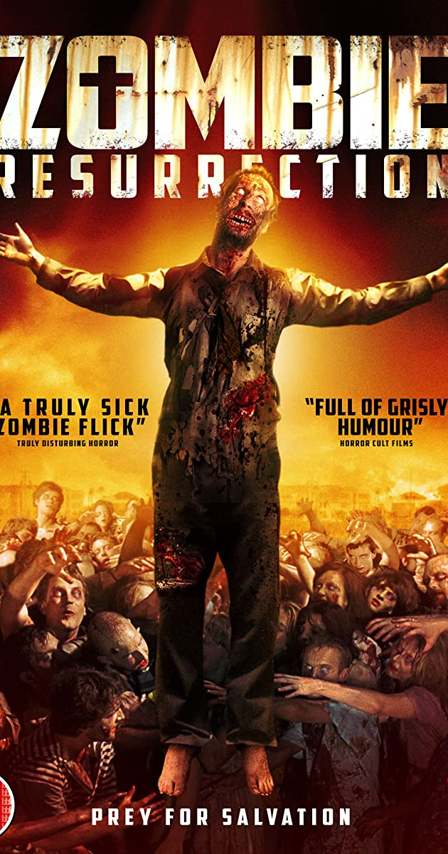 zombie resurrection 2014 imdb