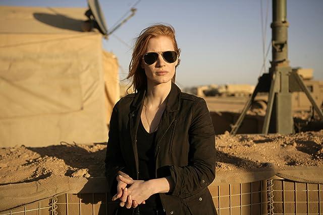 Jessica Chastain in Zero Dark Thirty (2012)
