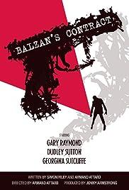 Balzan's Contract Poster