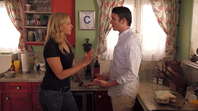 Laura Prepon and Bryan Greenberg in The Kitchen (2012)