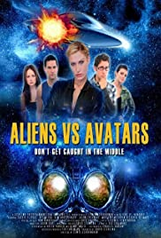 Aliens vs. Avatars Poster