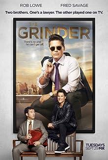 Poster The Grinder