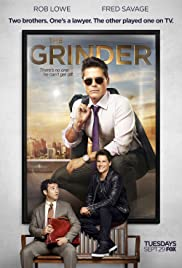 The Grinder Poster - TV Show Forum, Cast, Reviews
