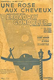 Broadway Gondolier(1935) Poster - Movie Forum, Cast, Reviews