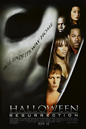 Poster Halloween: Resurrection