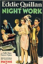 Night Work (1930) Poster