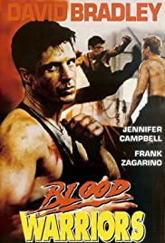 Blood Warriors Poster