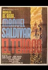 El texano Poster