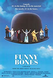 Funny Bones (1995) Poster - Movie Forum, Cast, Reviews