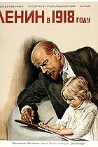 Image of Lenin in 1918