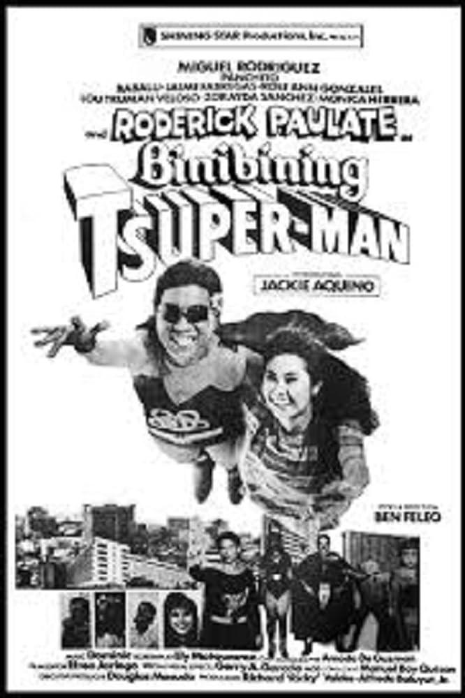 Binibining Tsuper-Man (1987)