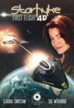 Starhyke: First Flight 4D