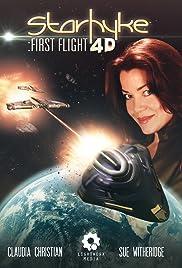 Starhyke: First Flight 4D Poster