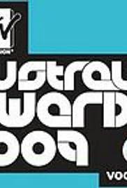 MTV Australia Awards 2009 Poster