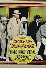 The Fighting Demon Poster