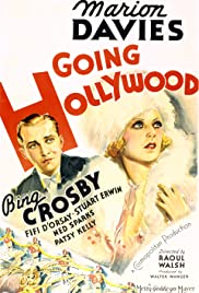 Going Hollywood Poster