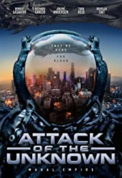 Attack of the Unknown poster