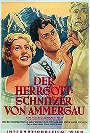 Der Herrgottschnitzer von Ammergau Poster