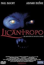 Licántropo: El asesino de la luna llena Poster