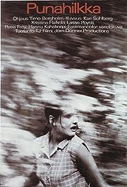 Punahilkka Poster