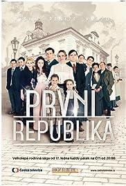 První republika Poster
