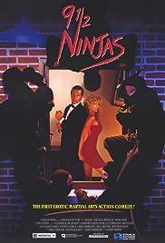 9 1/2 Ninjas!(1991) Poster - Movie Forum, Cast, Reviews
