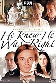 He Knew He Was Right Poster - TV Show Forum, Cast, Reviews