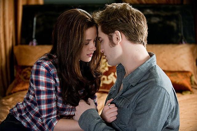 Kristen Stewart and Robert Pattinson in The Twilight Saga: Eclipse (2010)