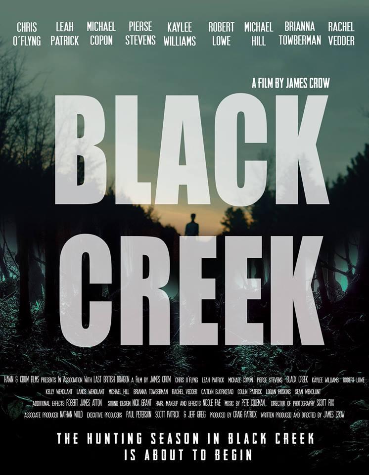 فيلم Black Creek مترجم