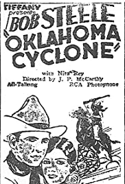 The Oklahoma Cyclone Poster