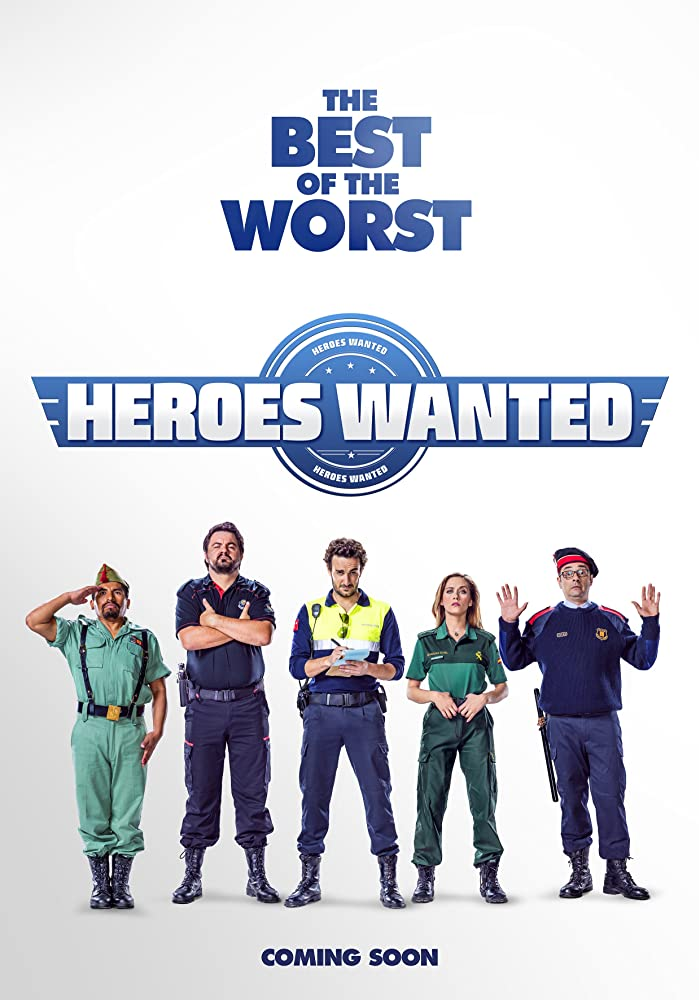Heroes Wanted 2016 1080p HEVC BluRay 300MB Movies