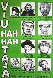 Viu-hah hah-taja Poster