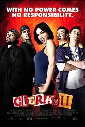 Clerks II poster