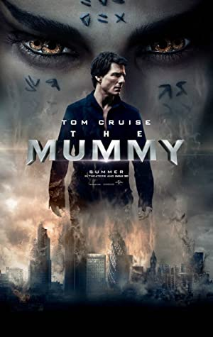 The Mummy film Poster