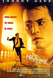 Nick of Time (1995) Poster - Movie Forum, Cast, Reviews