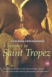 Un été à Saint-Tropez Poster