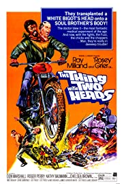The Thing with Two Heads (1972) Poster - Movie Forum, Cast, Reviews