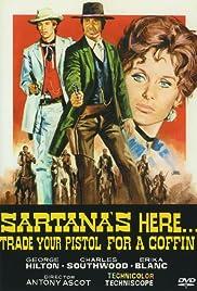 I Am Sartana, Trade Your Guns for a Coffin(1970) Poster - Movie Forum, Cast, Reviews