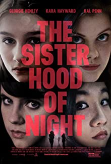 Poster The Sisterhood of Night