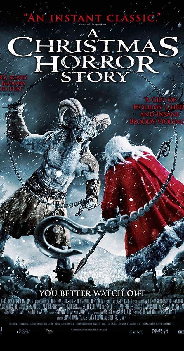 A Christmas Horror Story (2015) - IMDb