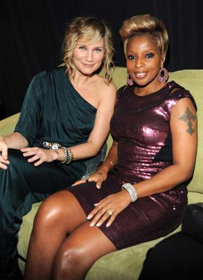 Mary J. Blige and Jennifer Nettles