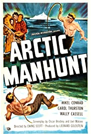 Arctic Manhunt Poster