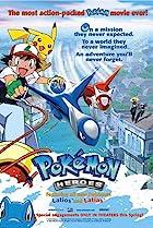 Pokémon Heroes (2002) Poster