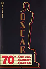 The 70th Annual Academy Awards Poster