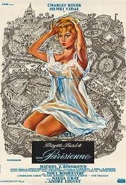 La Parisienne(1957) Poster - Movie Forum, Cast, Reviews