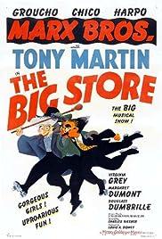 The Big Store(1941) Poster - Movie Forum, Cast, Reviews