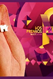 Los Premios MTV 2008 Poster