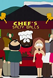 Chef's Salty Chocolate Balls Poster