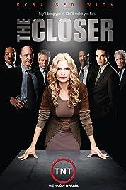 The Closer - Season 3 poster
