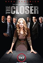 The Closer Poster - TV Show Forum, Cast, Reviews